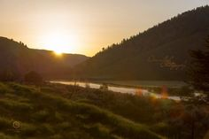 Idaho, The Outsiders, Country Roads, Celestial, Mountains, Sunset, Nature, Travel, Outdoor