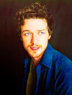 Those blue eyes are just so Dante. In my books, the demigod has the most unnaturally blue eyes, his signature physical feature. James McAvoy is so perfect as Dante.