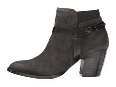 Ivanka Trump Tasse Grey Suede/Black - Zappos.com Free Shipping BOTH Ways