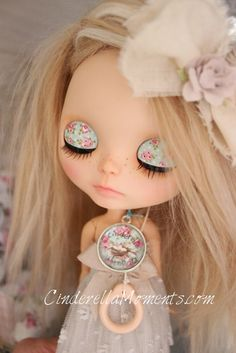 Cinderella Moments: A New Blythe Doll is Born... Sophie
