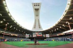 En direct du Stade du Parc Olympique, à Montréal.  #goexpos