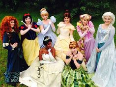 Who hasn't dreamed of becoming a princess? -- Confessions of former Disney princesses