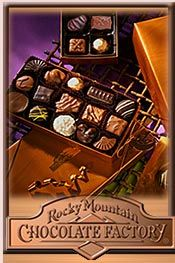 Rocky Mountain Chocolate Factory is sure to impress your sweetheart with gourmet chocolate, caramel apples and fudge Gourmet Food Gifts, Gourmet Recipes, Country Store Catalog, Chocolate Calories, Food Catalog, Free Candy, Chocolate Factory, Romantic Dinners, Best Chocolate