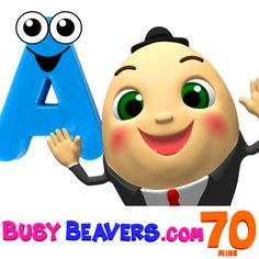 """Children Learn & Sing Along to their Favorite Nursery Rhymes in this Collection for Kids by Busy Beavers - """"Wheels on the Bus"""", """"Humpty Dumpty"""", """"Five Little Monkeys"""" & More. It's 70 Minutes Packed with ABC Songs, Colors, Toy Cars, Surprise Eggs & Toys for Kids.  https://www.youtube.com/watch?v=1rLa_C9XaKQ&list=PLDB6FE8E3E0778DC8&index=2  Like & Share this Video <3"""