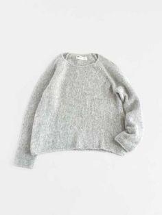 alpaca wool lily yarn pullover