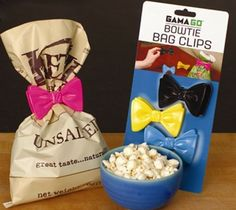 Bow Tie Bag Clips – $10