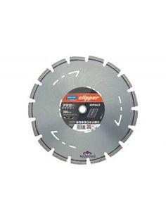 Disc diamantat Norton Clipper Pro Asphalt 300x20