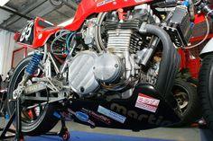 Kawasaki-Martin MkII (1978), Team 85 Classic | Flickr - Photo Sharing!