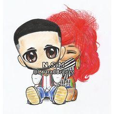 Drake & Rihanna #WhatsMyName