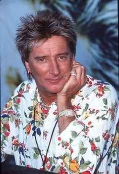 Rod Stewart Colors of Rod..cool, nice and charming,just nice person
