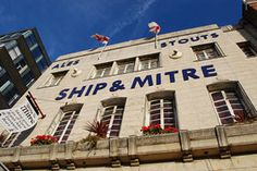 The Ship & Mitre Liverpool