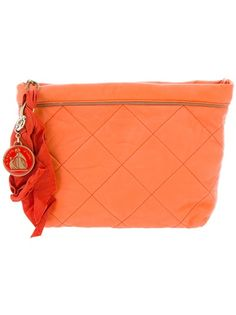 LANVIN Quilted Clutch