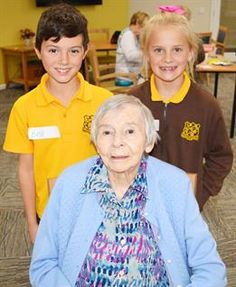 The joy of visits from Finley Primary School Students - Finley Regional Care Aged Care, Young Ones, Primary School, Regional, Fun Activities, Growing Up, Laughter, Singing, Students