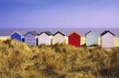 Southwold, Suffolk #beach_huts