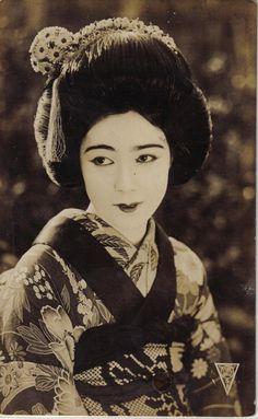 『忠次旅日記』 澤蘭子 1927