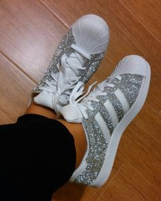 adidas originals superstar glitter edition
