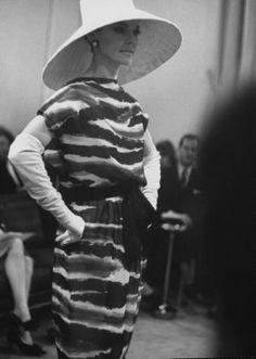 black and white vintage photo - Paul Schutzer - February 1962.jpg