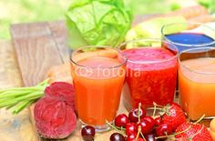 Freshly juices