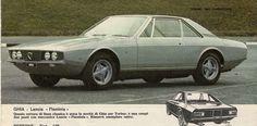 1969 Ghia Lancia Marica