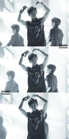 150804 #인피니트 Hoya - SBS MTV The Show Summer Kpop Festival