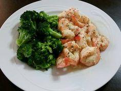 Garlic Lemon Butter Parmesan Shrimp Recipe by lisse919 - Cookpad