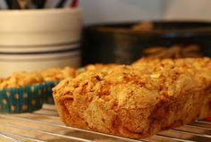 Outside the Frame: mama's kitchen - apple bread