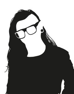Sonny from from first to last...wait my bad I mean skrillex