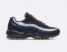uk availability 3fba5 f8a8e Air Max 95 Premium - Denim Denim Shop, Air Max 95, Nike Air Max