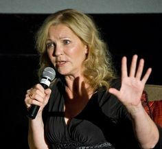 Actress Joan Allen attends An Evening With Joan Allen during the 48th Chicago International Film Festival at the AMC River East 21 October 14, 2012.