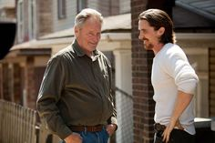 Christian Bale in Out Of The Furnace | Sam Shepard and Christian Bale in Out of the Furnace