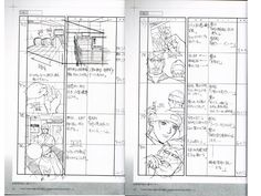 Yasuomi Umetsu Doujinshi - Key Animation Drawing Vol.13: A KITE Vol. 1 Storyboard - Anime Books