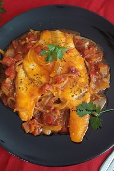 Greek Recipes, Fish Recipes, Greek Cooking, Seafood, Curry, Food And Drink, Chicken, Ethnic Recipes, Blog