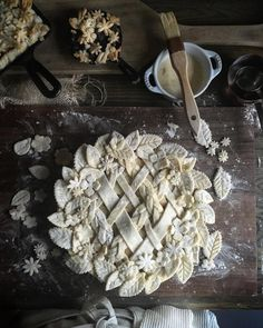 Beautiful pie crust | Tumblr
