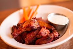 Grab a basket of our delicious house-smoked, crispy chicken wings with an FBC beer for just $10 every Monday from 5pm to 10pm at The Loaf