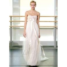 15 Empire Waist Wedding Dresses Cover You in Sophisticated Look - PicaLogo