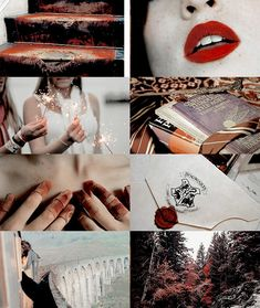 hogwarts aesthetics - gryffindor