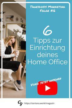 Der letzte Tag der Themenwoche Remote & Home Office: heute geht's um die optimale Ausstattung deines Büros. Ich zeige dir wie groß dein Arbeitsplatz sein sollte, was du bei einem Bildschirm-Arbeitsplatz zu beachten hast und welche Möbel in Frage kommen. #homeoffice #büro #officeideas #büroeinrichtung #businesstips
