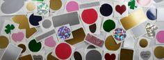 Stickers à gratter
