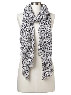 Modal Scarf - Pattern of life by VIDA VIDA From China For Sale Clearance Footaction Clearance Cheap Online JEG0hm2g