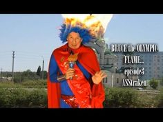 Bruce the Olympic Flame: ASSstraken- beets Cabbage and Rosie O Donnell (...