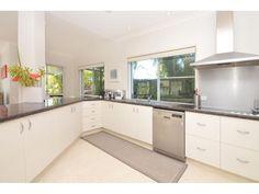 Clean Kitchen in Noosa Sunshine Coast, Kitchen Cabinets, Real Estate, Home Decor, Decoration Home, Room Decor, Kitchen Base Cabinets, Real Estates