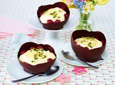 Unser beliebtes Rezept für Eierlikör-Mascarpone-Creme mit Kirschen und mehr als 55.000 weitere kostenlose Rezepte auf LECKER.de.