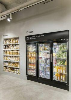 62 New ideas for fruit shop interior grocery store Design Shop, Cafe Design, Design Case, Design Design, Retail Interior, Restaurant Interior Design, Vegetable Shop, Deco Restaurant, Open Kitchen Restaurant