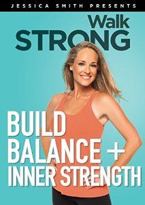 Amazon.com : Jessica Smith: Build Balance and Inner Strength! Low Impact, High Results Home Exercise Video : Sports & Outdoors