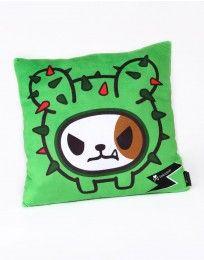 Cactus Dog Cushion