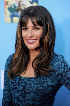 Lea Michele's best makeup and beauty looks —September 2010