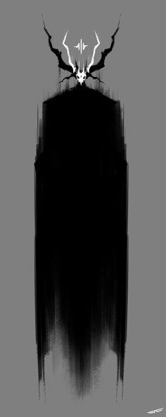 Eldar known as Abarat, the Elven Deity of Death. Fantasy Inspiration, Character Inspiration, Character Art, Dark Fantasy, Fantasy Art, Medieval Fantasy, Illustration Fantasy, Arte Obscura, Ange Demon