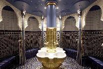 Devarana Sauna Beauty Resort in Den Bosch. Lekker relaxen in 'n prachtige omgeving!