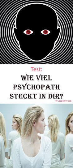 Erfahre hier, wie viel Psychopath in dir steckt! Teste es jetzt!