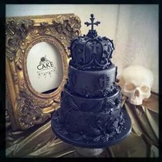 I want this as my wedding cake